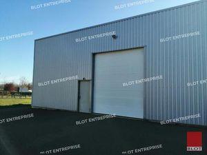 local industriel 142 m² Domloup (35410)