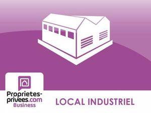 Acheter Local industriel LUNEVILLE 54300 - fnaim.fr