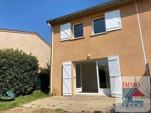 Location maison (garage) Villefranche sur Saône Nord Est