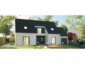 Vente maison (cuisine ouverte  lumineux  cellier  balcon  box  suite parentale) Gargenvill