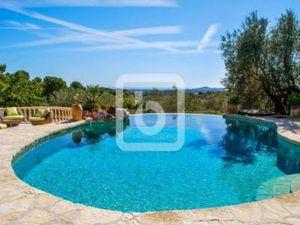 Maison à vendre Rouret 6 pièces 227 m2 Alpes Maritimes (06650)