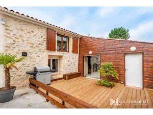 Acheter Maison 5 pièce(s) 121 m² ST CIERS DE CANESSE 33710 - fnaim.fr