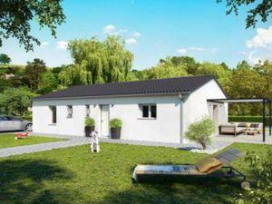 Maison à vendre Pugnac 100 m2 Gironde (33710)