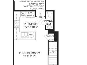 Résidentiel à vendre  Maison mitoyenne 7300 Dartford Dr  Union Park at McLean - The Lofts