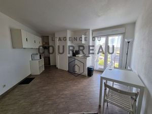 Location studio de 19 m²