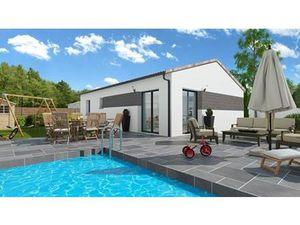 Maison à vendre Cazeres 4 pièces 90 m2 Haute garonne (31220)