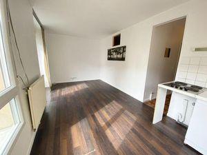 Vente appartement 2 pièces (balcon  box  plein sud) Stains