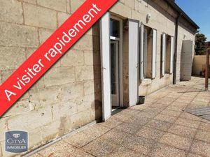 Location appartement Libourne (33500) 2 pièces 25m²  480€ GES00340001-639 | Citya