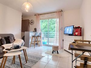 Location appartement  24 m² T-1 à Saint-Laurent-du-Var  463 €