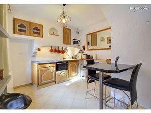 Vente maison (cave  cuisine équipée  cellier) Touët sur Var