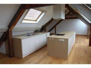 Appartement 1 chambres à louer à 675 € à BRUGES 8000 100m²  1 salle de bain  148kWh/m²  1