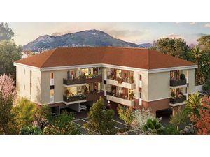 Vente appartement 2 pièces (terrasse  baignoire) Toulon Saint-Jean du Var
