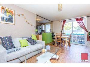 Vente appartement 2 pièces (parking  au calme  duplex  cuisine ouverte  balcon  stationnem