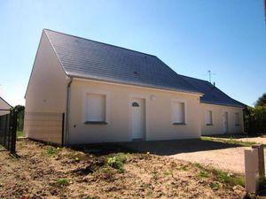 maison 3 pièces 64 m² Chilleurs-Aux-Bois (45170)