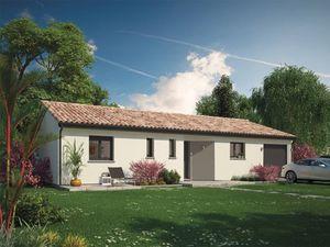 Maison à construire à Les Billaux (33500)