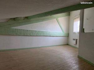 LIBOURNE Quais T2 duplex Très lumineux