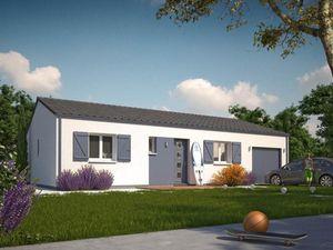 Maison à construire à Semussac (17120)