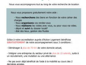 Notre entreprise sur Marseille vous propose de s'occuper de vos recherches de logements en
