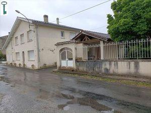 Vente maison (garage  jardin  terrasse  duplex  cellier  dépendance) Libourne