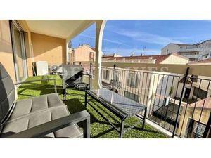 Vente appartement 3 pièces (garage  terrasse  au calme  cave  double vitrage  rénové) Anti