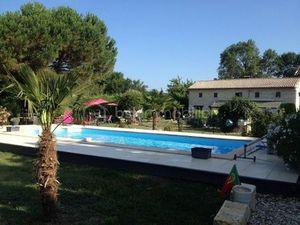 Vente maison (piscine  au calme  bureau  cuisine équipée  cheminée  atelier) Libourne
