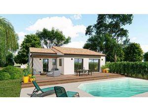 Maison à vendre Comps 5 pièces 94 m2 Gironde (33710)