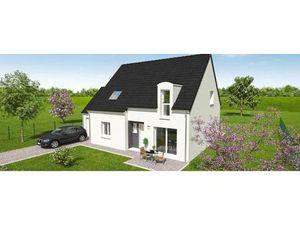 Maison à vendre Oison 6 pièces 135 m2 Loiret (45170)