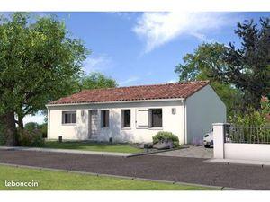 Maison 90 m² Saint Aubin De Blaye