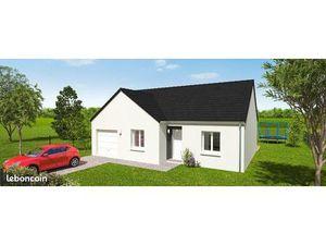 Maison 3 pièces 75 m²