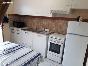Appartement T1 meublé de 25 m²