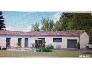 Maison 140 m² Saint Ciers Sur Gironde