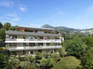 Appartement studio/t1 neuf programme Les hauts de rimiez à Nice (06000) - 90740