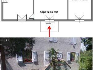 Appartement T2 SEILH 31840