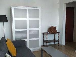Joli t1 bis de 27 m2 meublé