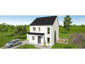 Vente maison (garage  cuisine équipée  cellier  dressing  suite parentale) Chilleurs aux B