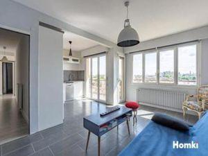 Appartement à vendre Bordeaux 3 pièces 55 m2 Gironde (33000)