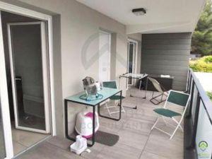 Appartement à vendre Montpellier 3 pièces 63 m2 Herault (34070)