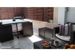 Maison meuble 140 m2 5 etudiants