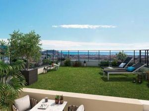 Appartement à vendre Nice 4 pièces 91 m2 Alpes Maritimes (06100)