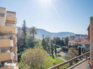Appartement à vendre Nice 3 pièces 51 m2 Alpes Maritimes (06100)