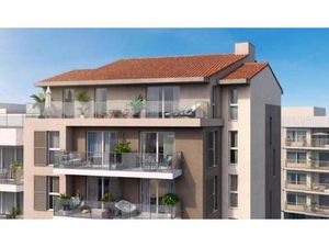 Appartement à vendre Nice 4 pièces 80 m2 Alpes Maritimes (06100)
