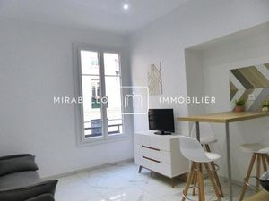 appartement 1 pièce 18 m² Nice (06000)