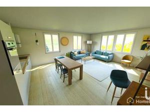 Appartement 3 pièces de 71 m² à NANTES  Pays de la Loire