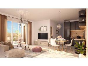 Vente appartement 3 pièces (parking  au calme  duplex  balcon) Pessac Saige