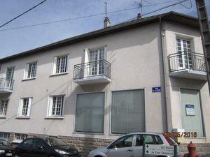 Vente maison (garage  terrasse  cave  atelier  grenier  balcon) La Courtine