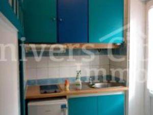 Appartement à vendre Nantes 1 pièce 25 m2 Loire atlantique (44100)