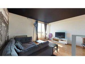 Annonce appartement location 60 m² à Bordeaux Beau T3 meublé avec balcon à proche