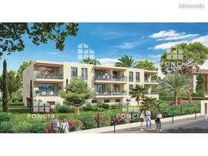 Appartement 3 pièces 60 m²