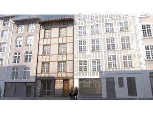 Appartement t2 neuf programme 33 Rue Lagréou à Bayonne (64100) - 91340