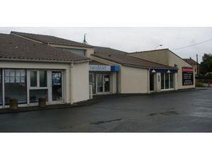Bureaux à vendre ou à louer en centre-ville de Niort - Nouvelle-Aquitaine